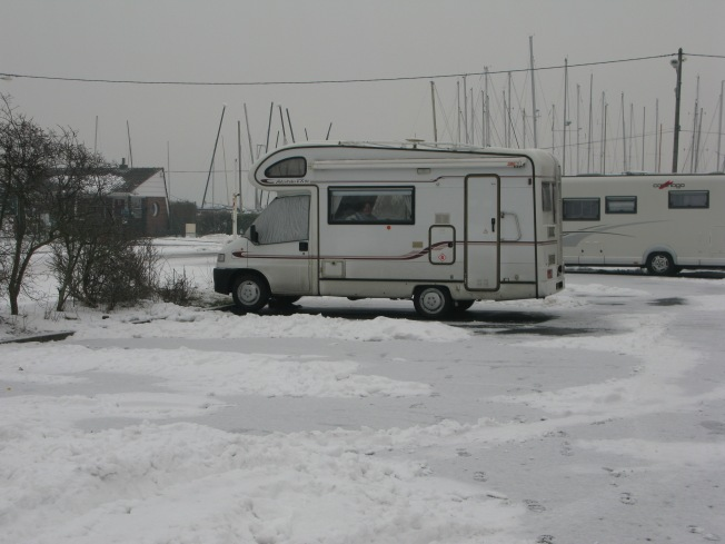 Merry Christmas from our motorhome