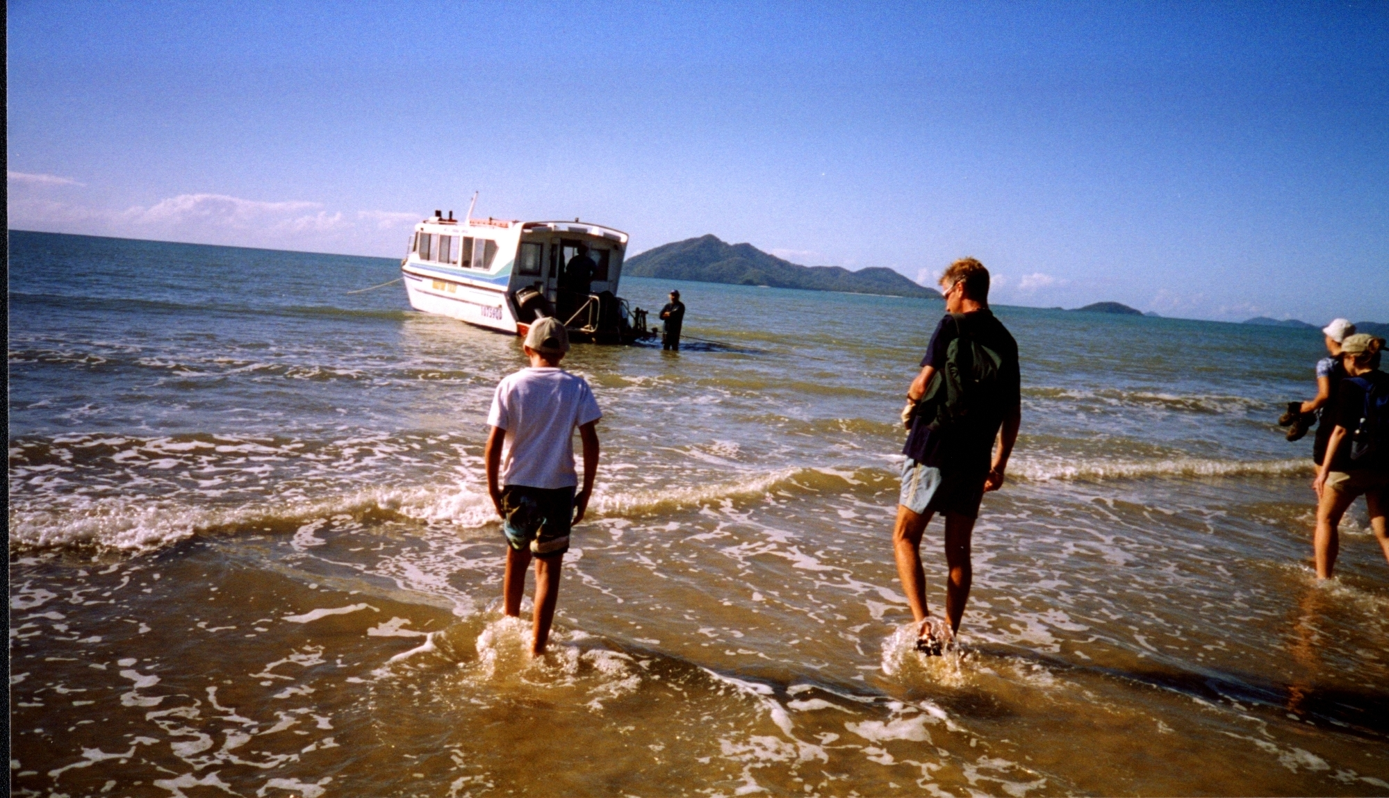 Dunk Island Places To Stay: Fatima Saysell