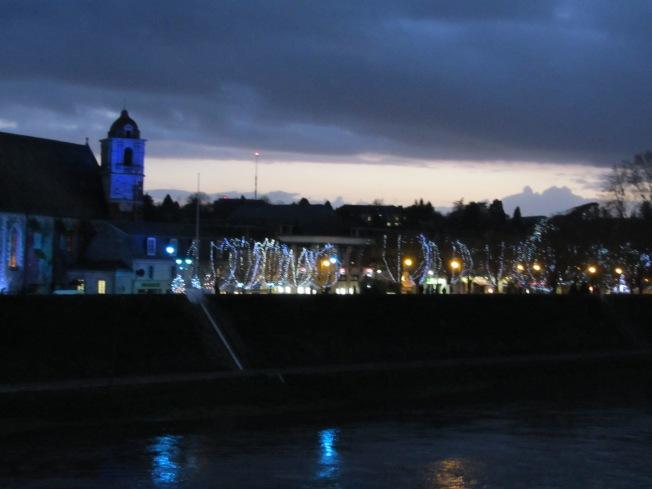 A festive Amboise