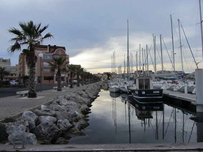 The Marina at Gruissan