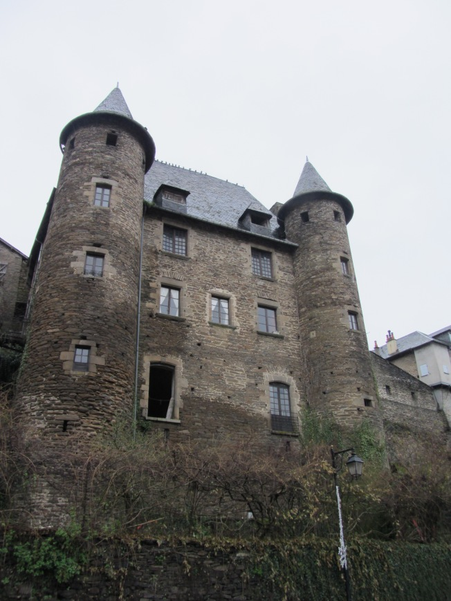 Maison a tourelles (Turret House)