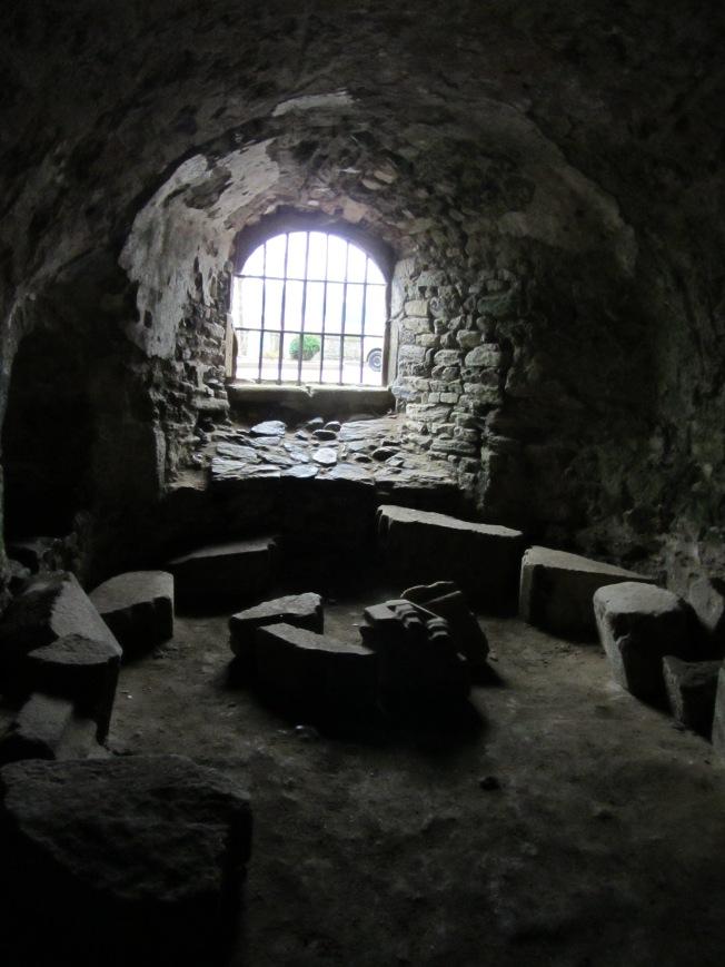 11th century crypt