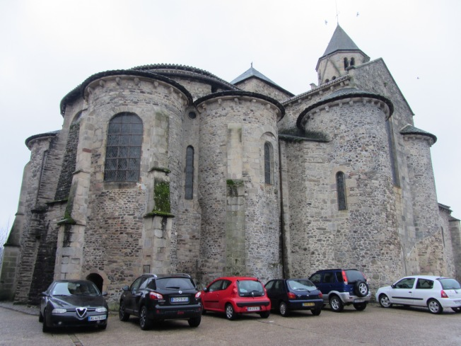 St Peter's Chruch, Uzerche