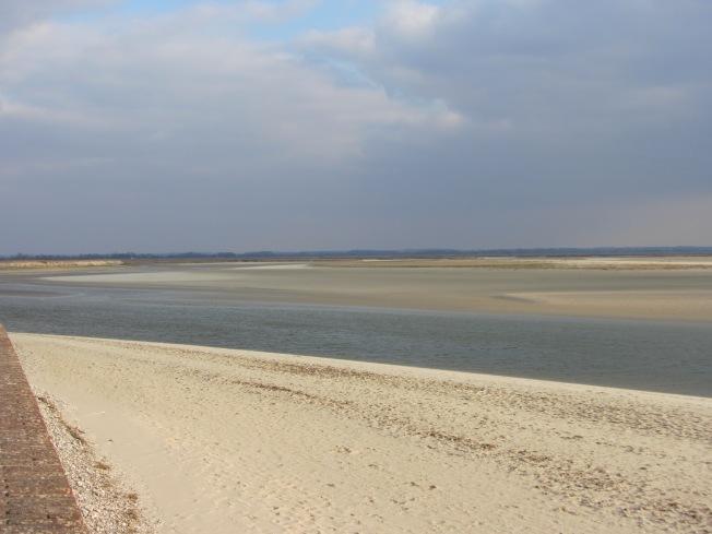Le Crotoy beach