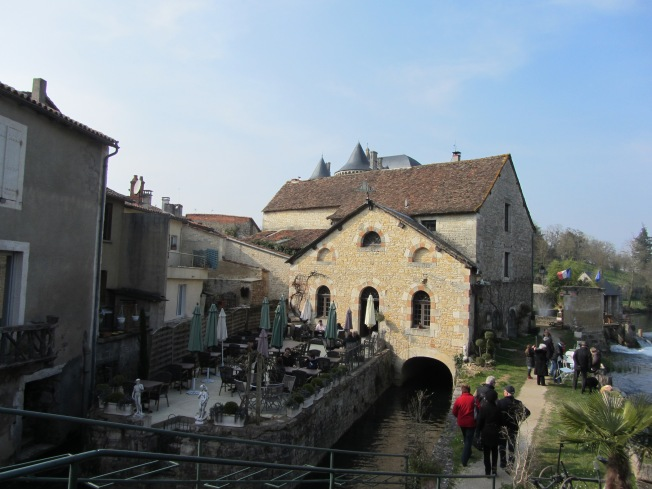 The Watermill and cafe