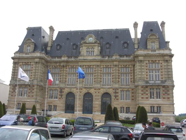 Hotel de Ville at Versailles