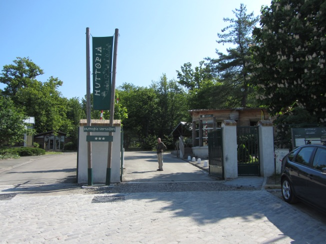 Huttopia Camping, Versailles