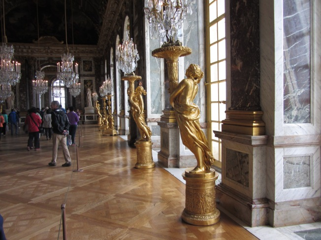 The superb and jaw-dropping Hall of Mirrors