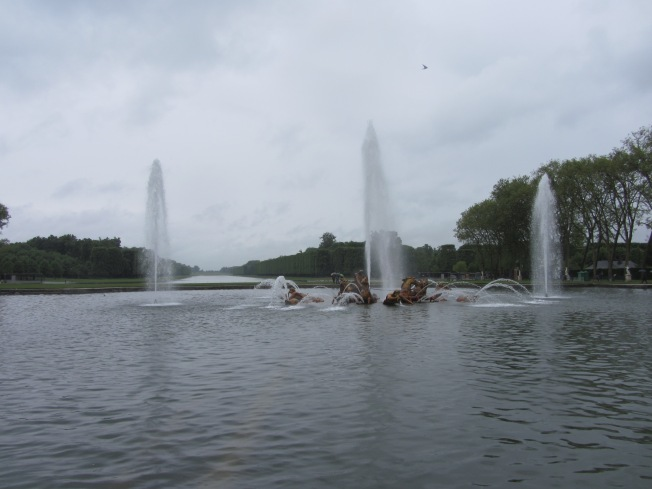 Apollo's Chariot Fountain