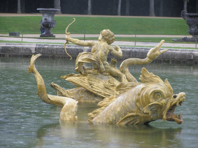 My favourite detail of the Dragon Fountain