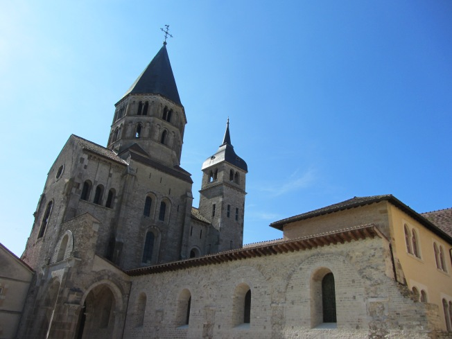 The Benedictine Abbey at Cluny