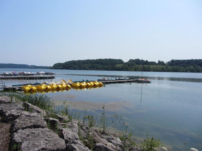 Lac de Liez