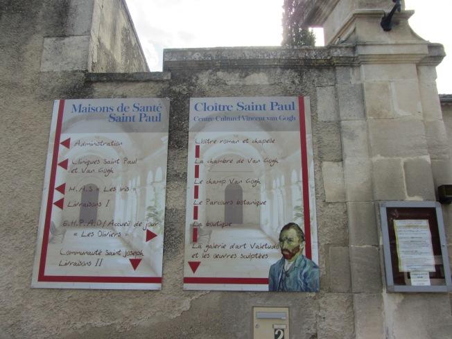 Monastère de St Paul de Mausole
