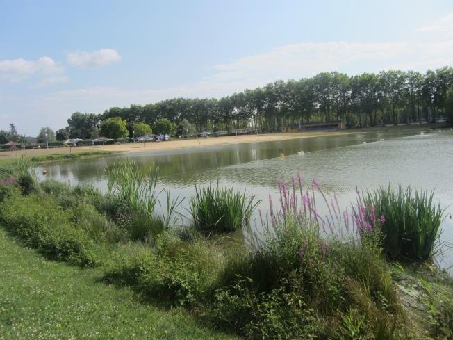 Lac des Varennes.