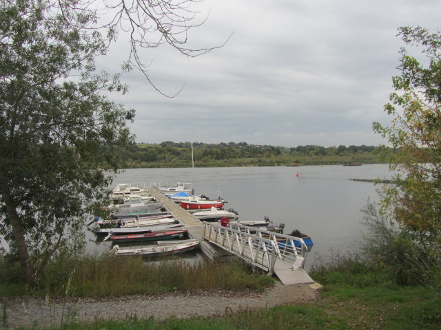 Oudon, on the River Loire