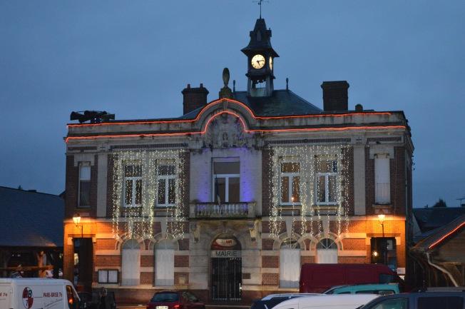 Buchy's Townhall