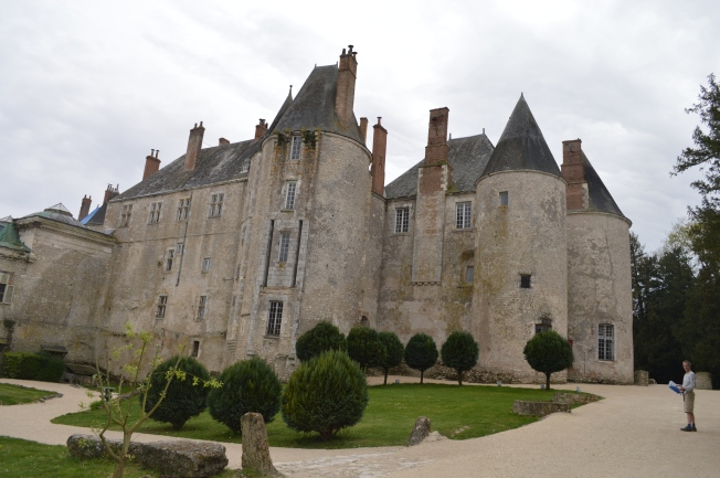The Chateau at Meung-sur-Loire