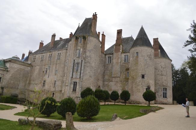 The Chateau at Meung-sur-Loire