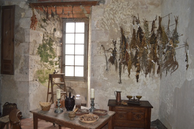 The Herbal room