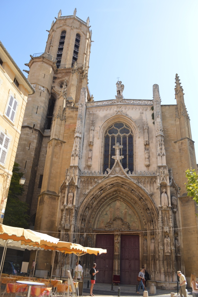 The Cathedral Saint Sauveur