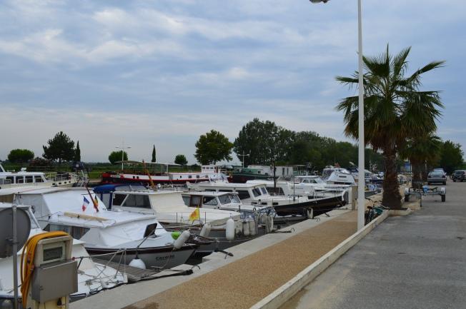 Port de Plaisance at Bellegarde