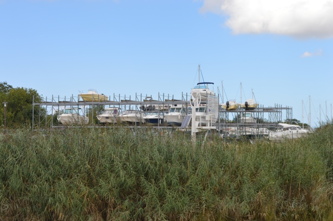 The 'Yacht' park