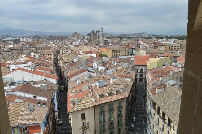 Embalse de Yesa a Pamplona 136