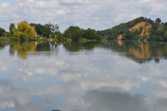 Plan d'eau at Rieux-Volvestre
