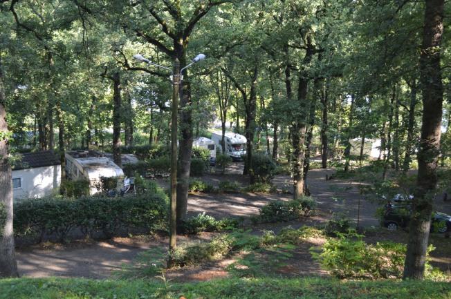 Camping du Plan d'eau at Rieux-Volvestre