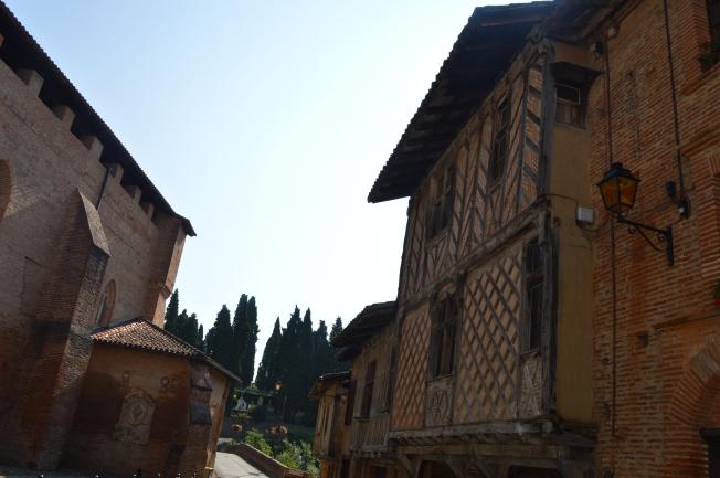 Ancient Rieux-Volvestre