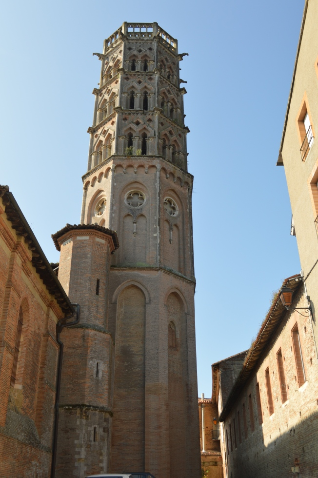 The Cathedral tower