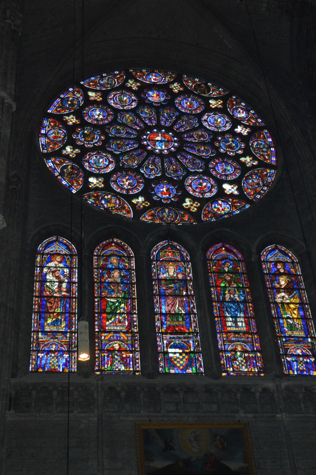 Magnificent Rose Window