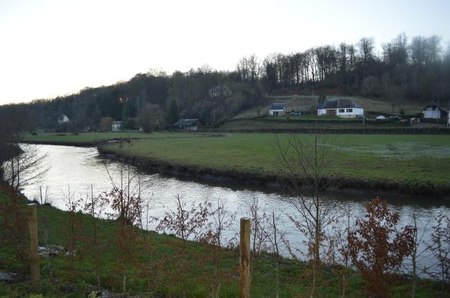 The Charentonne River