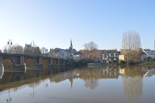 Charming La Suze-sur-Sarthe