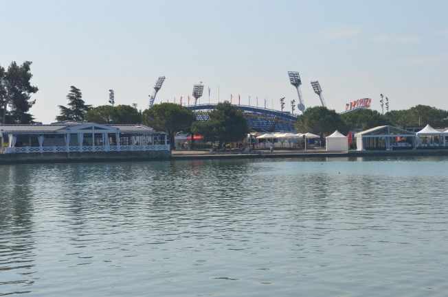 The Tennis Ground, a very popular venue