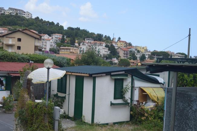 Some chalets at Campeggio dei Fiori