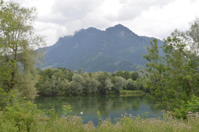 Blaichach lake