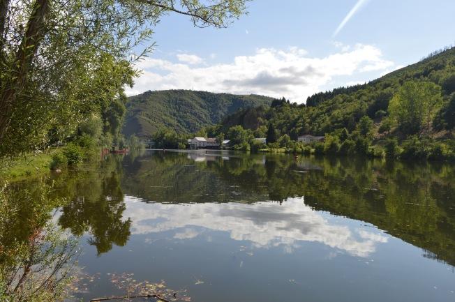 River Lot at Boisse-Penchot