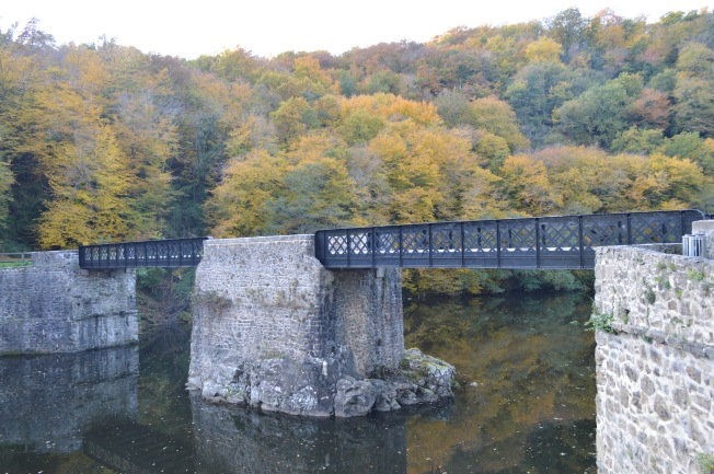 Bridge at Gargilesse Dampierre